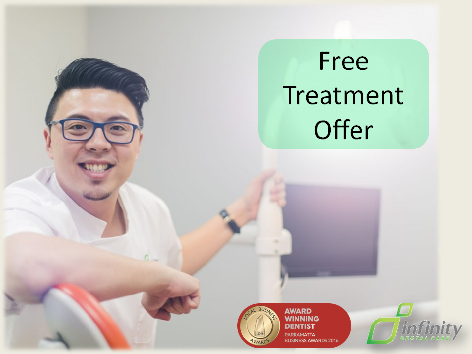 Free Treatment Offer at Infinity Dental Care