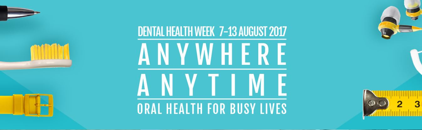 Dental Health Week 2017