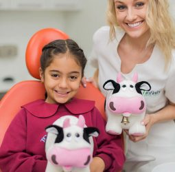 Children loves to be treated at Infinity Dental Care